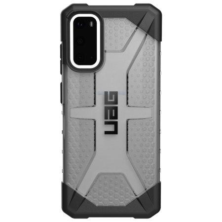 UAG Plasma Samsung Galaxy S20 Protective Case - Ash