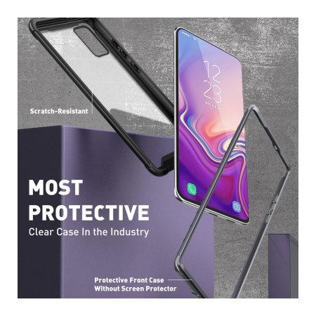 i-Blason Ares Samsung S20 Bumper Case - Black