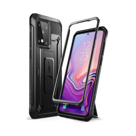 i-Blason Unicorn Beetle Pro Samsung Galaxy S20 Ultra Rugged Case-Black