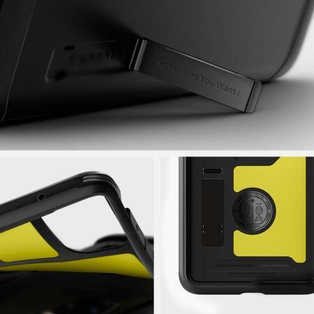Spigen Tough Armor Samsung Galaxy S20 Plus Case - Black