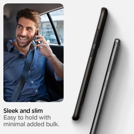 Spigen Neo Hybrid Samsung Galaxy S20 Plus Case - Gunmetal