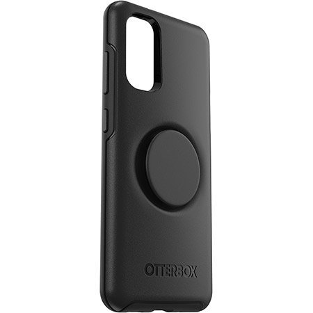 Otterbox Pop Symmetry Samsung Galaxy S20 Bumper Case - Black