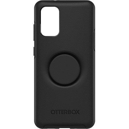 Otterbox Pop Symmetry Samsung Galaxy S20 Plus Bumper Case - Black