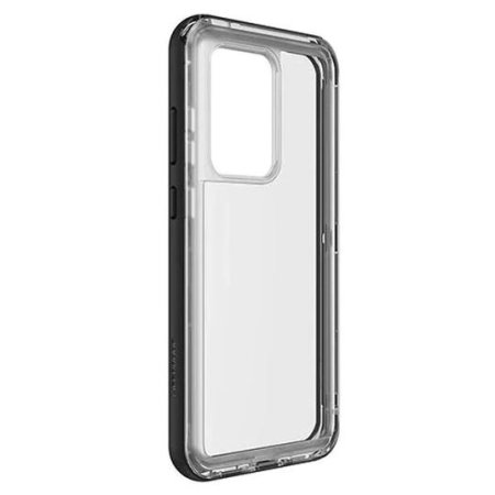 LifeProof NEXT Samsung Galaxy S20 Ultra Tough Case - Black Crystal
