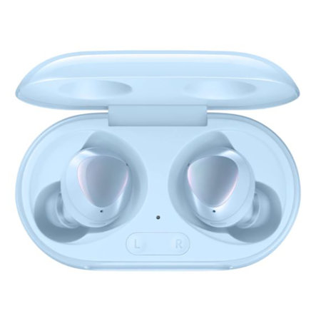 Official Samsung Galaxy Buds+ True Wireless Earphones - Cloud Blue