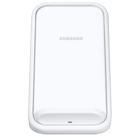 Offisiell Samsung Galaxy S20 Plus rask trådløs lader 15W Svart