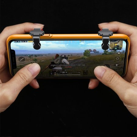 Baseus Mobile Gaming Shoulder Buttons - Black