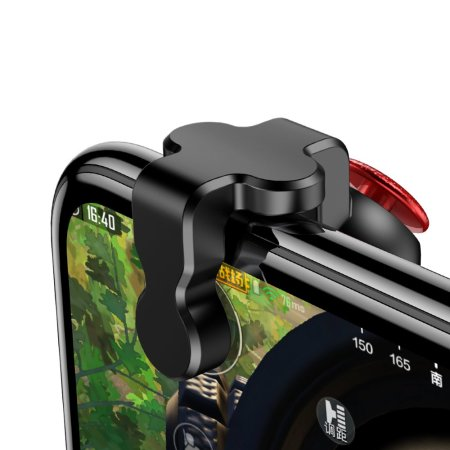 Baseus Mobile Gaming L1 & R1 Trigger Buttons - Black