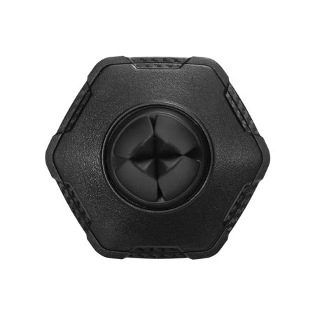 Spigen Kuel Universal Magnetic Car Air Vent Mount Holder - Black
