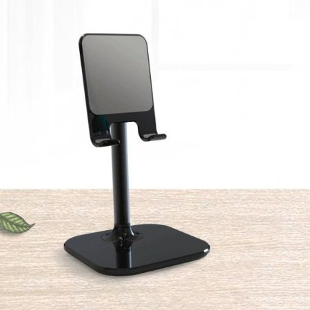 Universal Adjustable Tablet Desk Stand - Black