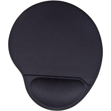 Acme Ergonomic Ultra Glide Comfy Mouse Pad - Black