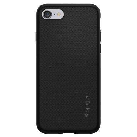 Spigen Liquid Air Armor iPhone SE 2020 Case - Black