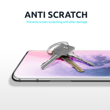 Olixar iPhone SE 2020 Film Screen Protector 2-in-1 Pack
