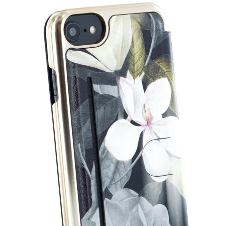 Ted Baker Folio Opal iPhone 7 / 8 Case - Black