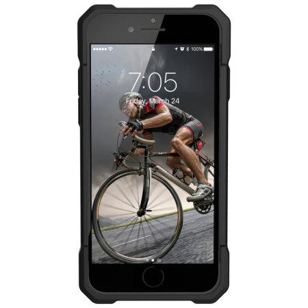 UAG Monarch Apple iPhone SE 2020 Tough Case - Black