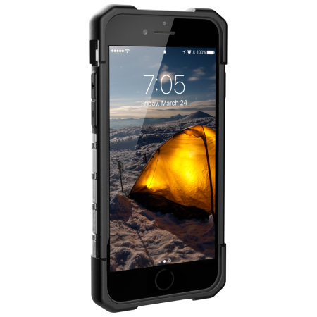 UAG Plasma Apple iPhone SE 2020 Case - Ash