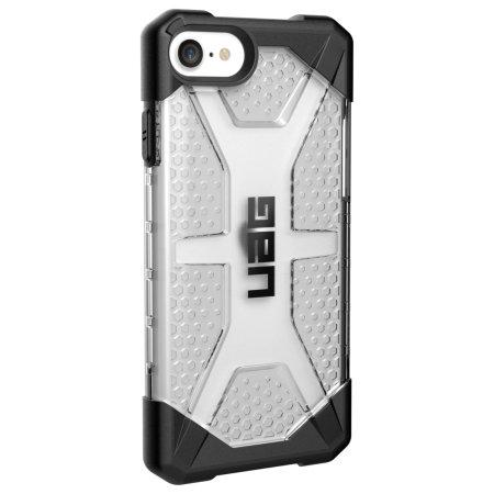 UAG Plasma Apple iPhone SE 2020 Case - Ice