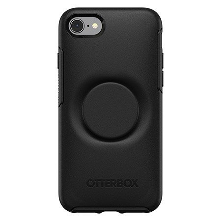 Otterbox Pop Symmetry iPhone SE 2020 Bumper Case - Black