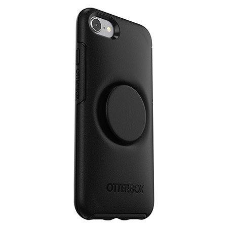 Otterbox Pop Symmetry iPhone 7 / 8 Bumper Case - Black