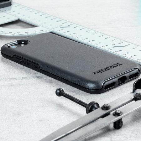 OtterBox Symmetry iPhone SE 2020 Case - Black