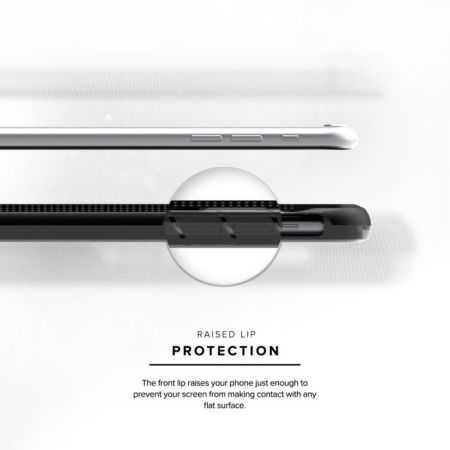 Zizo Ion Series iPhone 7 / 8 Tough Case - Black