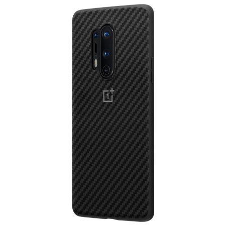 Official OnePlus 8 Pro Karbon Bumper Case - Black
