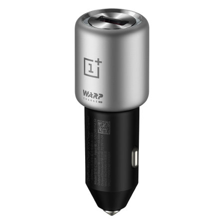 Official OnePlus Warp Charge 30 Car Charger - Graphite