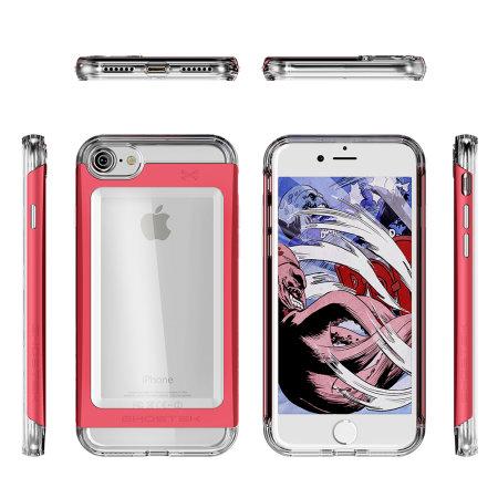 Ghostek Cloak 2 Series iPhone SE 2020 Tough Case - Red