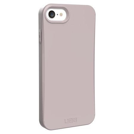 UAG Outback iPhone SE 2020 Biodegradable Case - Lilac