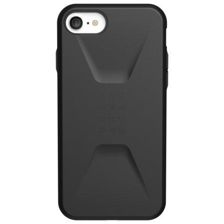 UAG Civilian Series iPhone 7 / 8 Tough Case - Black