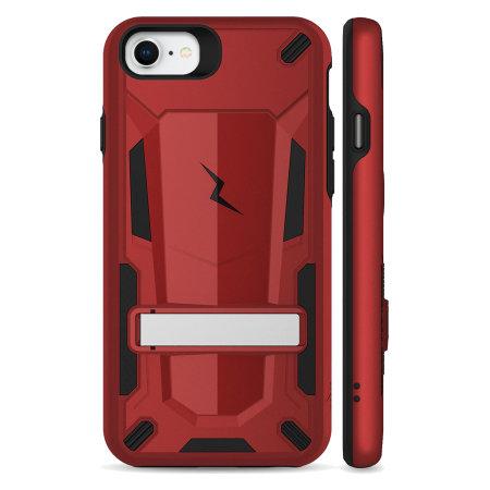 Zizo Transform Series iPhone 7 / 8 Case - Red