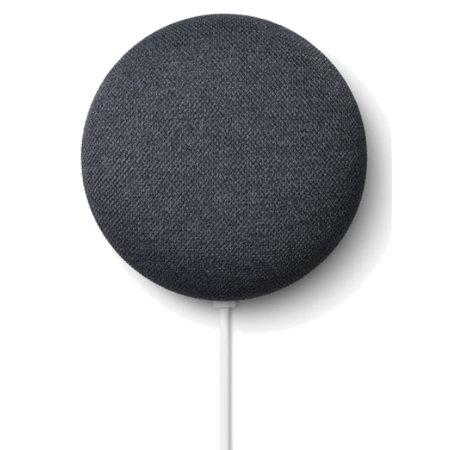 Google Nest Mini (2nd Gen) Smart Home Assistance Speaker - Charcoal