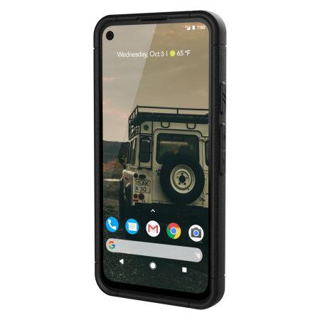 UAG Scout Google Pixel 4a Protective Case - Black
