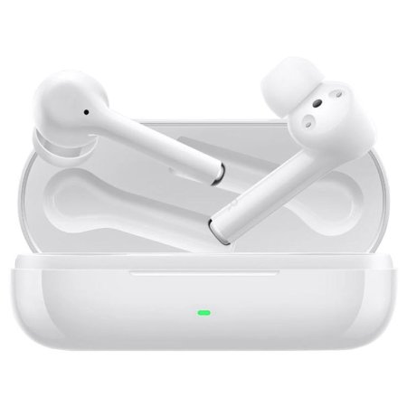 Official Huawei FreeBuds 3i ANC Wireless Earphones - Ceramic White