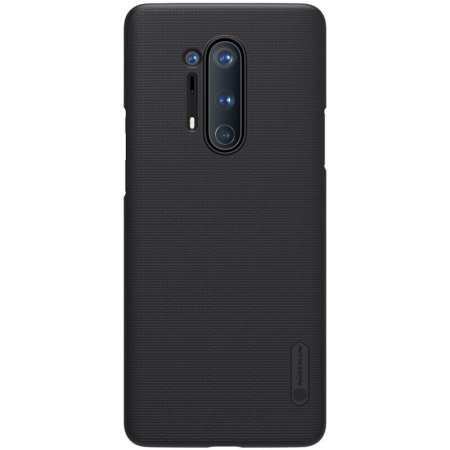 Nillkin Super Frosted OnePlus 8 Pro Shield Case - Black