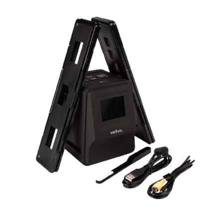Veho Smartfix Portable 14MP Negative Film & Slide Scanner - Black