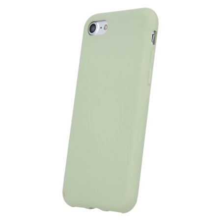 iPhone SE 2020 Soft Silicone Case - Green