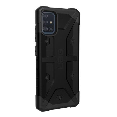 UAG Pathfinder Samsung Galaxy A51 Protective Case - Black