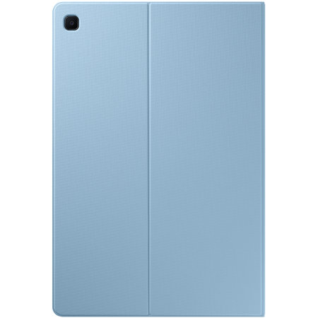 Official Samsung Galaxy Tab S6 Lite Book Cover Case - Blue