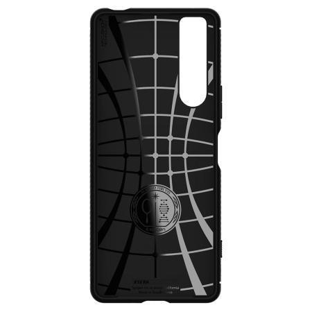 Spigen Rugged Armor Sony Xperia 1 II Case - Matte Black