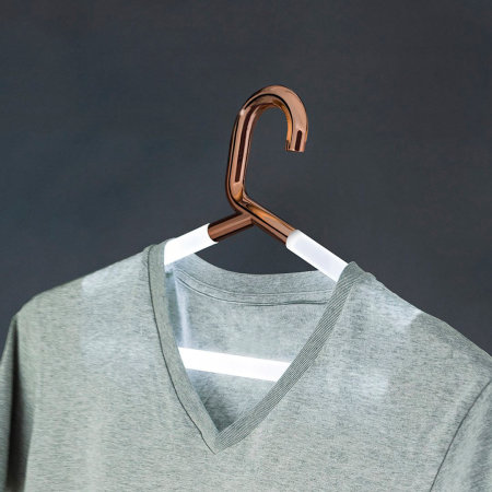Luckies Hang Up Ambient Lighting Clothes Smart Hanger - Copper