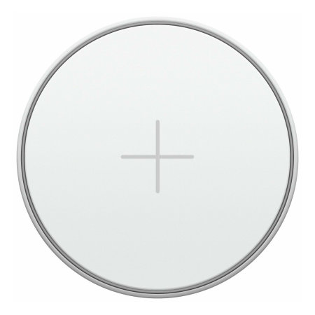 Fresh Connect Ultra Slim 10W Qi Wireless Charging Pad - White