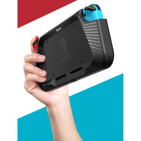 Baseus Nintendo Switch Shock Resistant Protective Case - Black