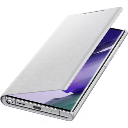 Official Samsung Galaxy Note 20 Ultra LED Cover Case - Mystic Grey