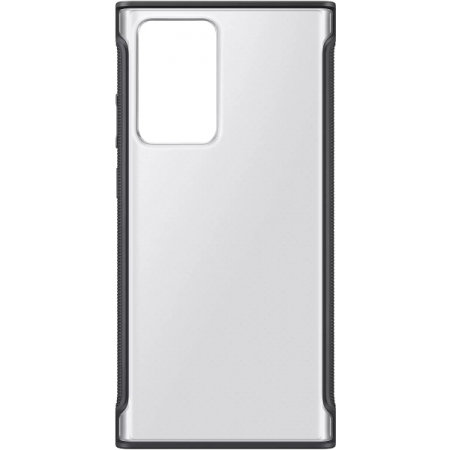 Official Samsung Galaxy Note 20 Ultra Clear Protective Case - Black