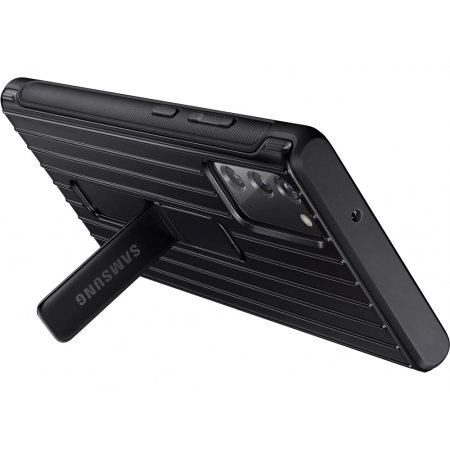Official Samsung Galaxy Note 20 Protective Standing Case - Black