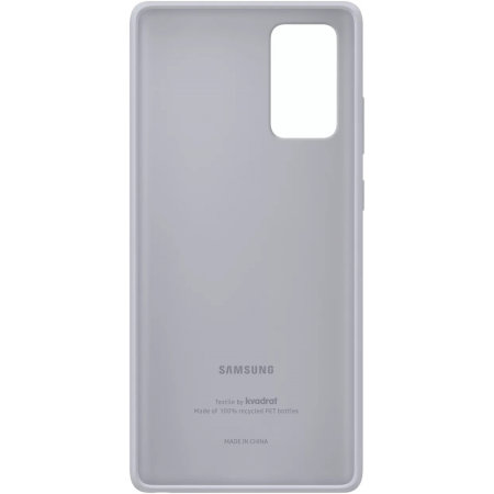 Official Samsung Galaxy Note 20 Kvadrat Cover Case - Gray