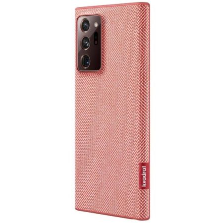 Official Samsung Galaxy Note 20 Ultra Kvadrat Cover Case - Red