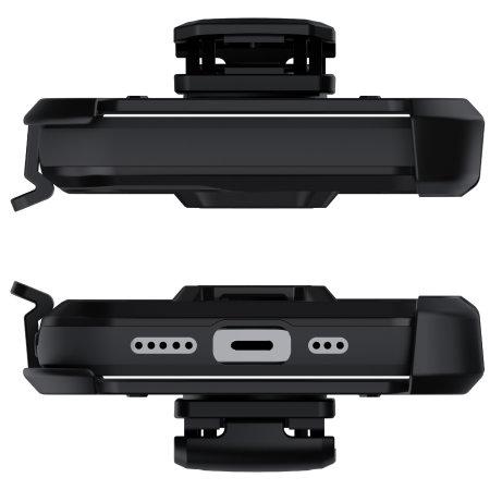 Ghostek Iron Armor 3 iPhone 12 Tough Case - Black