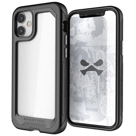 Ghostek Atomic Slim 3 iPhone 12 Bumper Case - Black